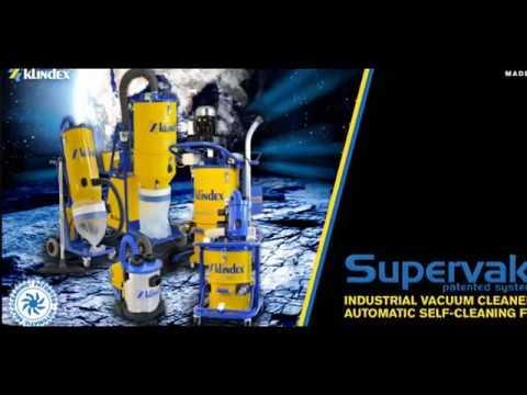 Klindex Industrial Floor Machines and Tools