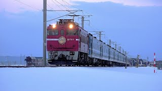 電気機関車ED79(4) ~急行「はまなす」最後の春~