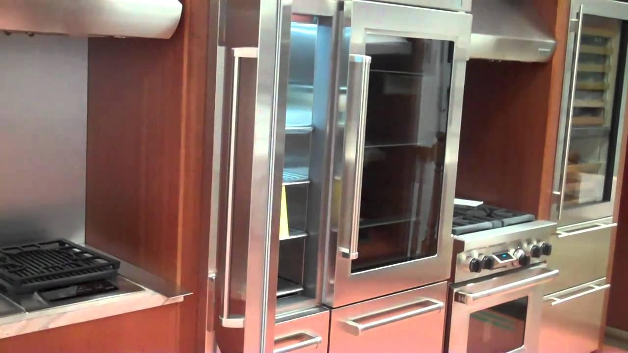 Curtos Sub Zero Refrigerators Gotta Love Those Hinges Mp4 You