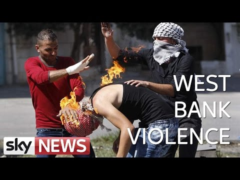 Violence Escalates In The West Bank After Claims That Israel Wants To Seize Al-Aqsa Mosque