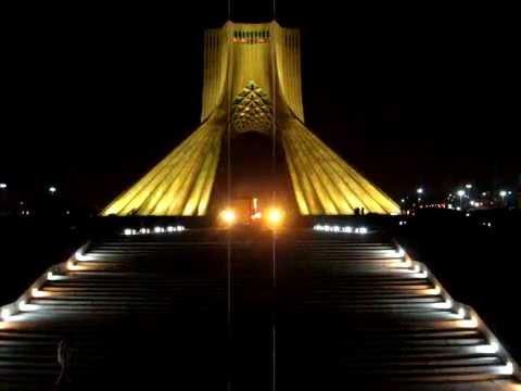 Azadi (Freedom) Square - Tehran