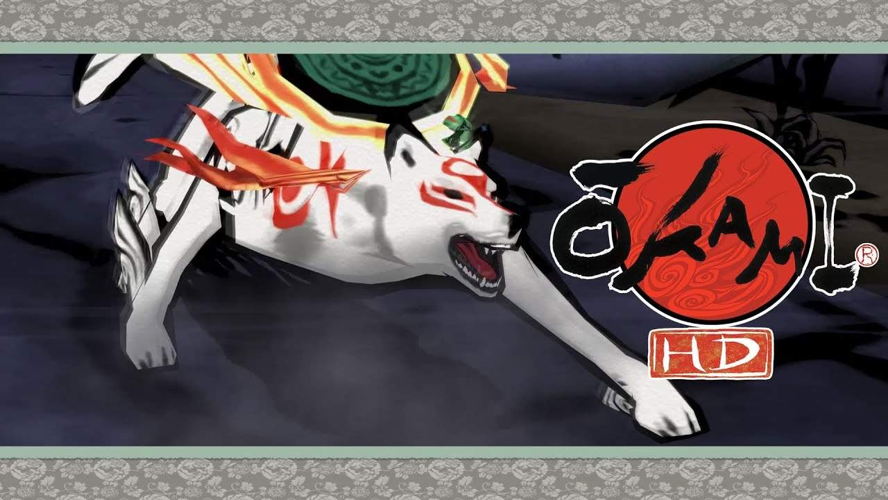 Okami Hd Ps4 5055060945438 Czc Cz I've finally come up with a name i feel fits this glorious pink platinum fox, raju, it's a hindu name but i got to it a whole different. okami hd ps4