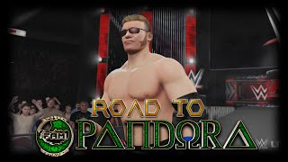 FaM: Road to Pandora - Rom Challenges Ranik! (WWE 2K16)