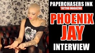 PAPERCHASERS INK - PHOENIX JAY - INTERVIEW