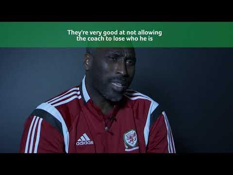 FAW Trust Video - Sol Campbell on the FAW National Coaches Conference