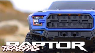 2017 Ford F-150 Raptor | Traxxas