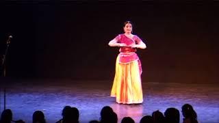 Kathak by Ridhima Bagga- Sadhana Festival
