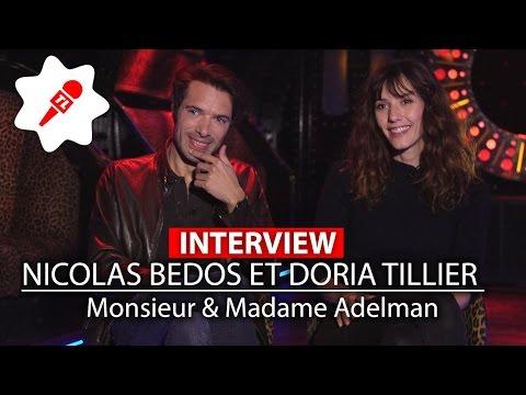 [Interview] Rencontre avec Doria Tillier et Nicolas Bedos