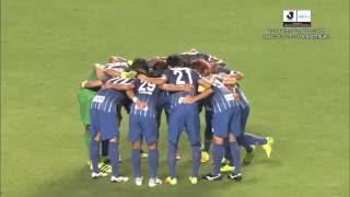 2016YBCルヴァンカップ準々決勝第2戦 アビスパ福岡×FC東京のハイライト...