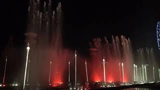2019 Vinpearl Land fountain show /Шоу фонтанов во Вьетнаме