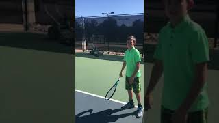 Proper Tennis Forehand Technique