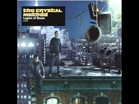 The Crystal Method - Legion of Boom [Full Album]
