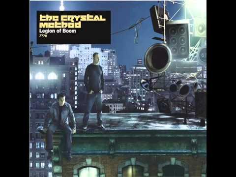 The Crystal Method  Legion of Boom Full Album