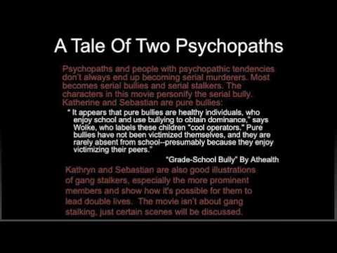 How to cope with a psychopath