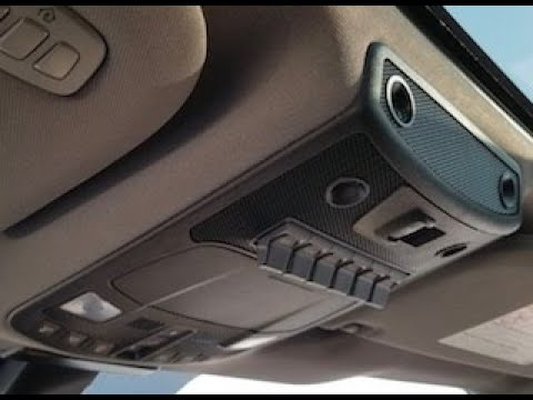 2017+ Ford Superduty Upfitter switch install + Elevated idle mod