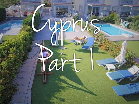 CYPRUS VLOG PART 1: JOURNEY & FIRST DAY