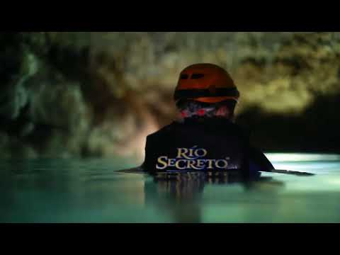 Rio Secreto Tour from Cancun, Reserve Today!