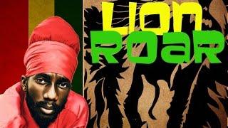 Sizzla - Lion Roar [Celebration Riddim] March 2015