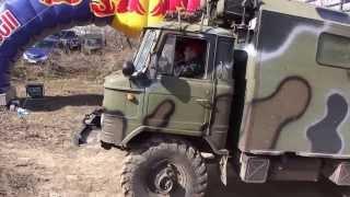 TRUCK-TRIAL on GAZ-66 Dneprodzerzhinsk ����-����� �� �������
