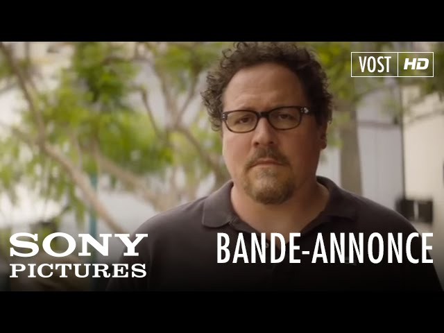 #CHEF - Bande-Annonce - VOST