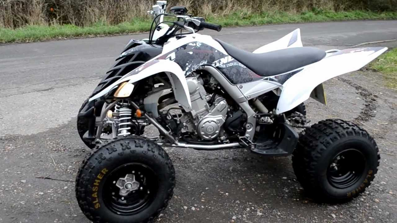 Raptor quad for sale