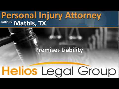 Mathis Personal Injury Attorney - Texas
