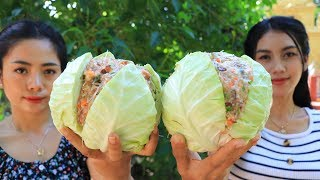 Yummy cooking cabbages with pork recipe - Natural Life TV