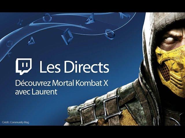 Mortal Kombat X - Découverte