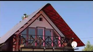 видео Остекление фасада дома: особенности и варианты остекления