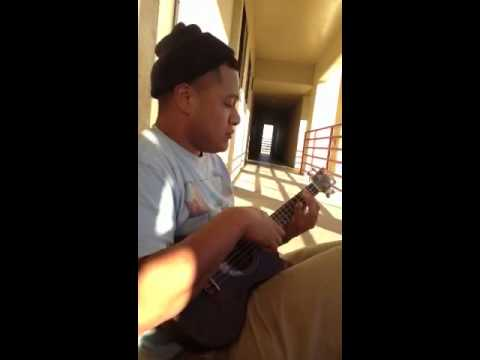 My brother Eric Olopai singing!
