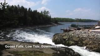 Maine's Reversing Falls thumbnail