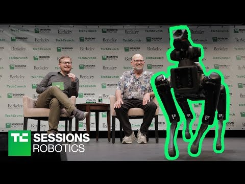 The Best Robots on Four Legs   TC Sessions Robotics 2018