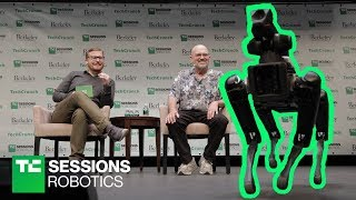 Boston Dynamics CEO on being acquired and selling the SpotMini | TC Sessions Robotics 2018