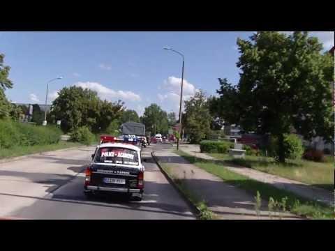 L.O.B.T 2012 Lausitzer Oldtimer und Blaulichttreffen kleine Ausfahrt am 22.06.12 videó letöltés