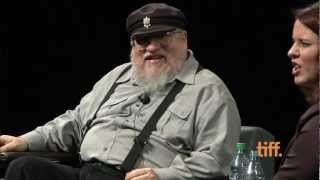 In Conversation With... George R.R. Martin on Game of Thrones Part 3 | TIFF Bell Lightbox