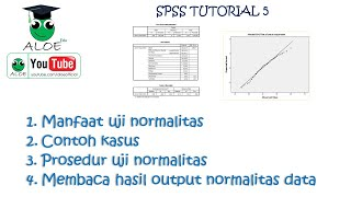 Download Mp3 Normalitas Data Dengan Spss