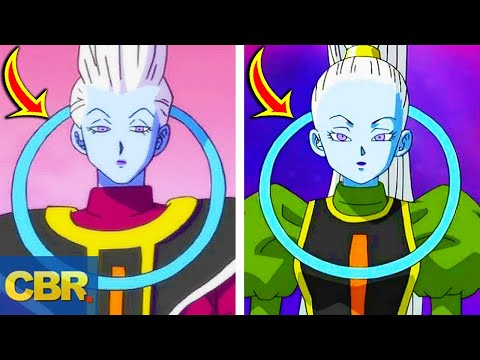 10 Strange Rules Every Angel Must Follow In Dragon Ball