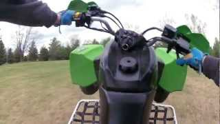 Wheelie Tutorial: Sport ATV