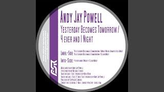 Yesterday Becomes Tomorrow (Radio Mix)
