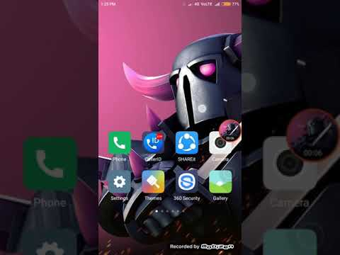 How To Download Clash Of Clans Wallpapers