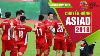 Kết thúc buổi tập cuối cùng, ĐT Olympic Việt Nam đã sẵn sàng cho ASIAD | VFF Channel