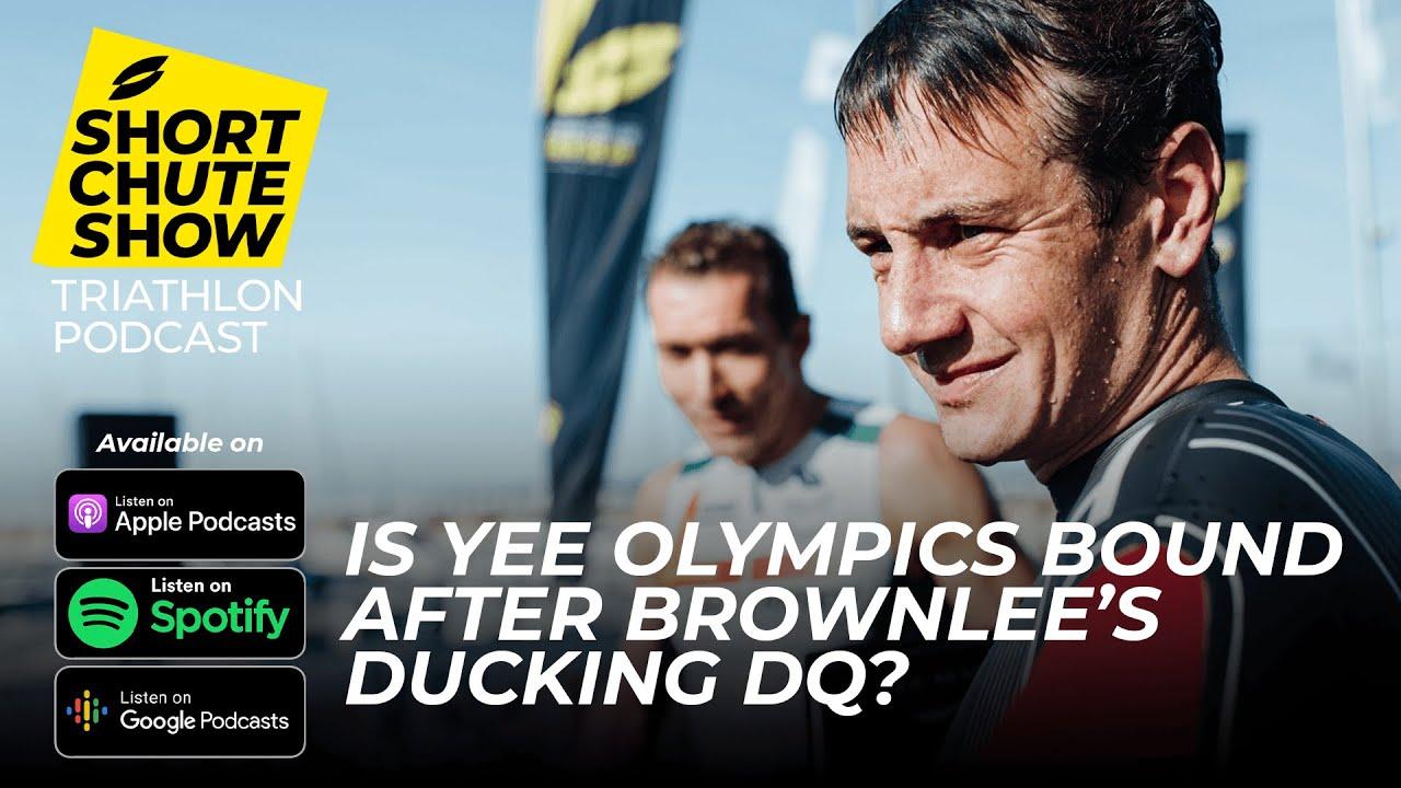 Is Alex Yee Olympics Bound After Alistair Brownlee's Ducking DQ?   World Triathlon Leeds