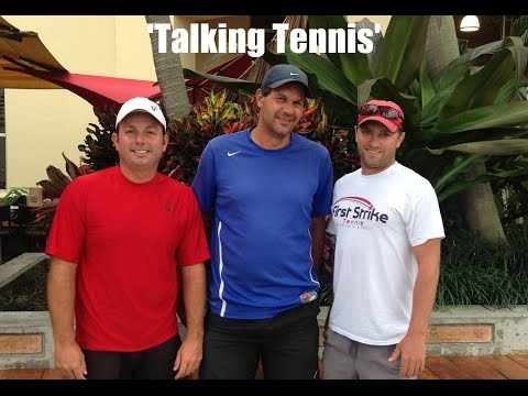Talking Tennis Podcast #2 (College Tennis Discussion)