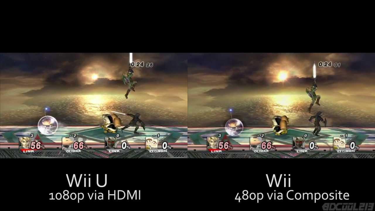 wii games comparison