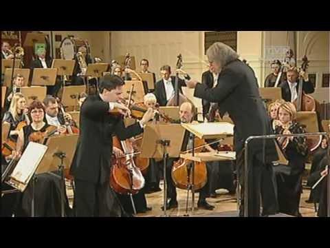 Stefan Tarara plays at 14th International Wieniawski Competition (stage 4)