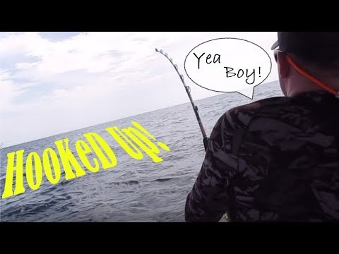 Deep Sea Fishing, 2018 Destin, Florida. Trolling For Kings, Wahoo, Mahi Mahi, And Tuna!