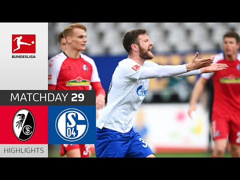 Freiburg Schalke Goals And Highlights