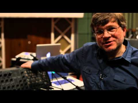 Korg All Access: Radiophonic Workshop at BBC Maida Vale, with the KingKORG, Kronos and MS-20