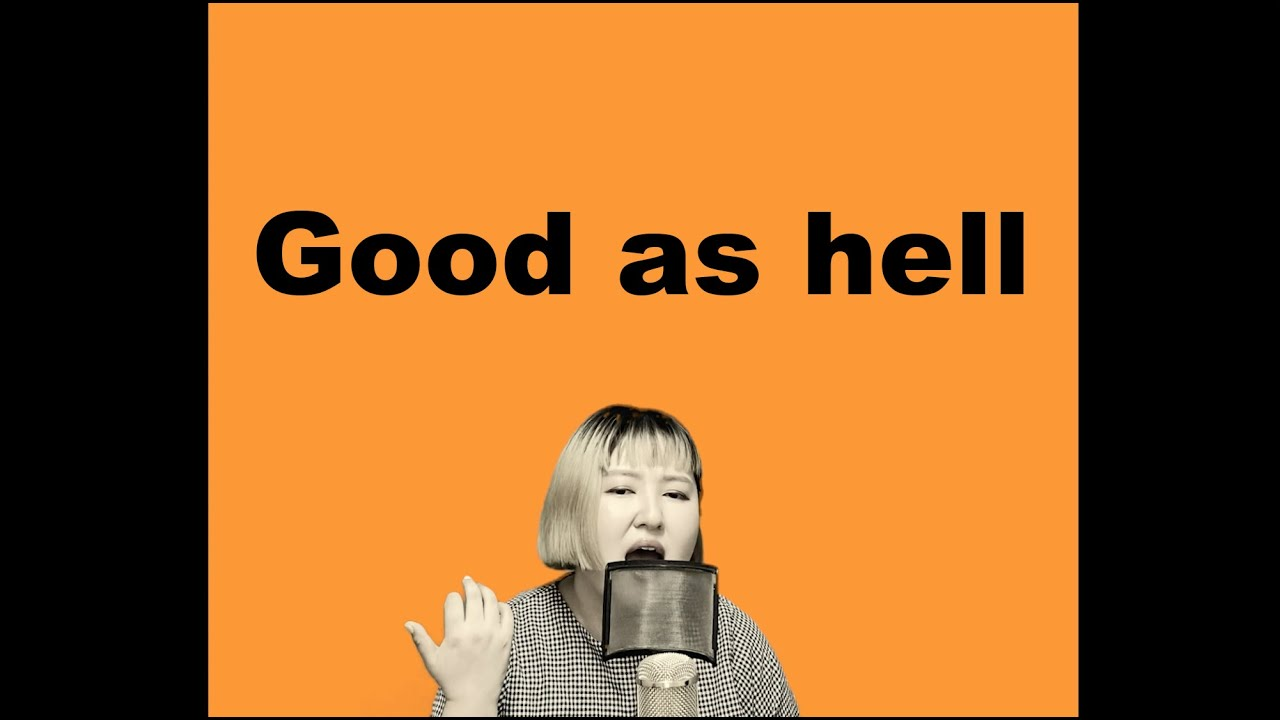good as hell - Lizzo cover : pinkranma 핑크란마