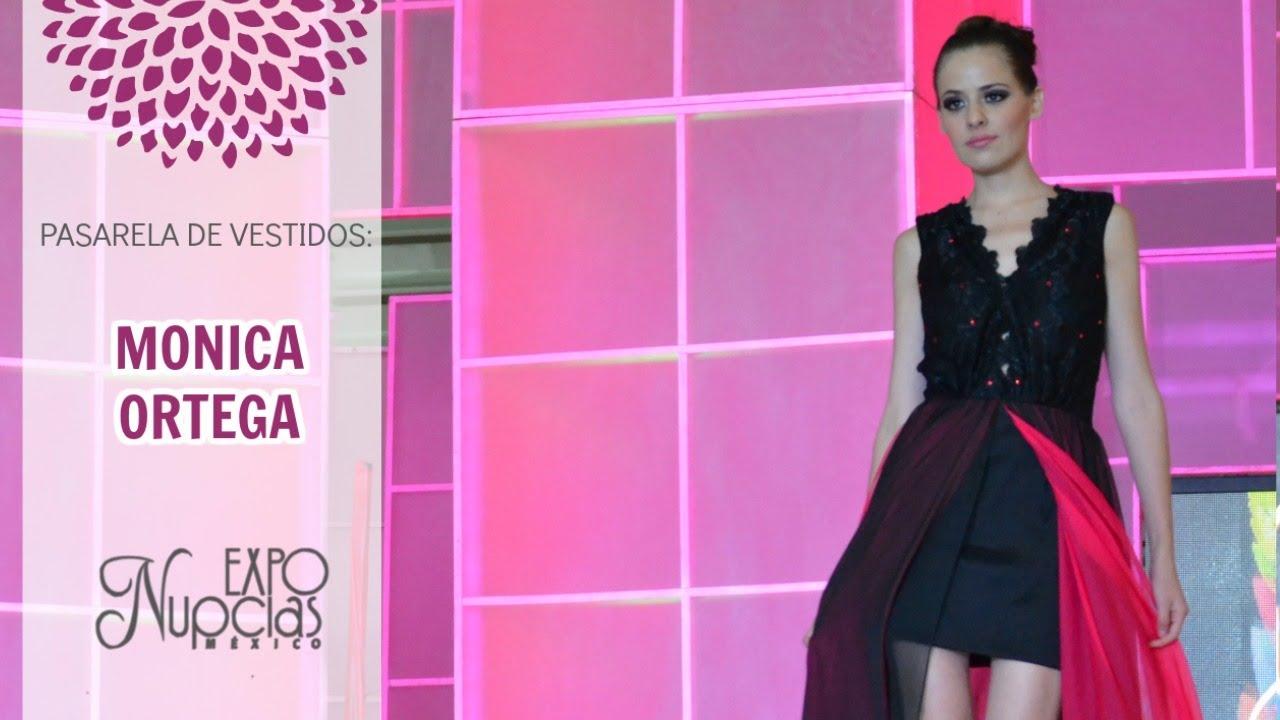 Expo Nupcias Pasarela de vestidos de novia y de noche por Mónica ...